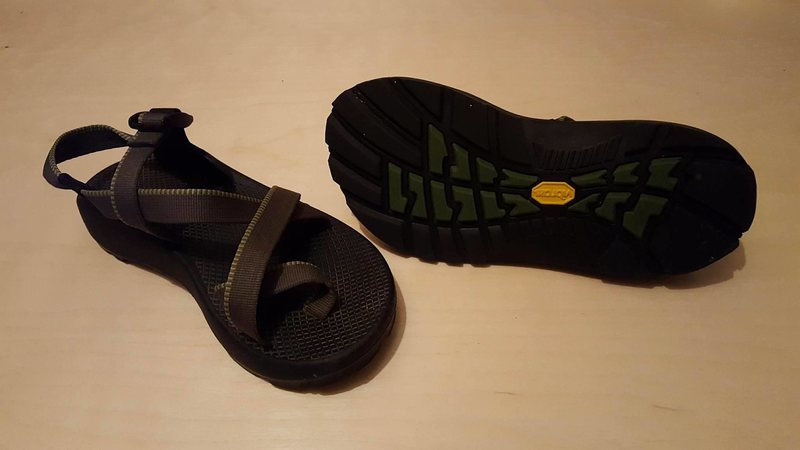 Like new Men's size 8 Chaco's $50 Shippedd