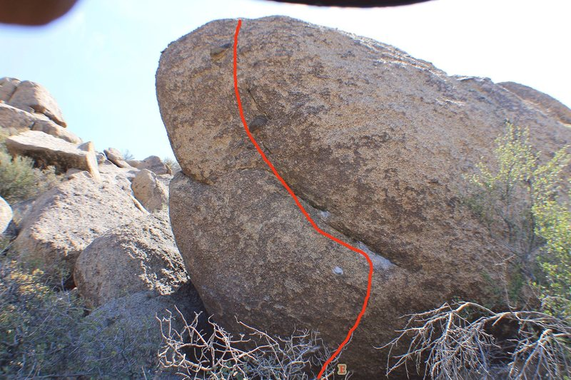 Rock Climbing Photo: All Lengths of the Spectrum