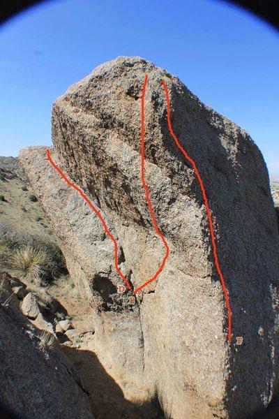 Rock Climbing Photo: 19