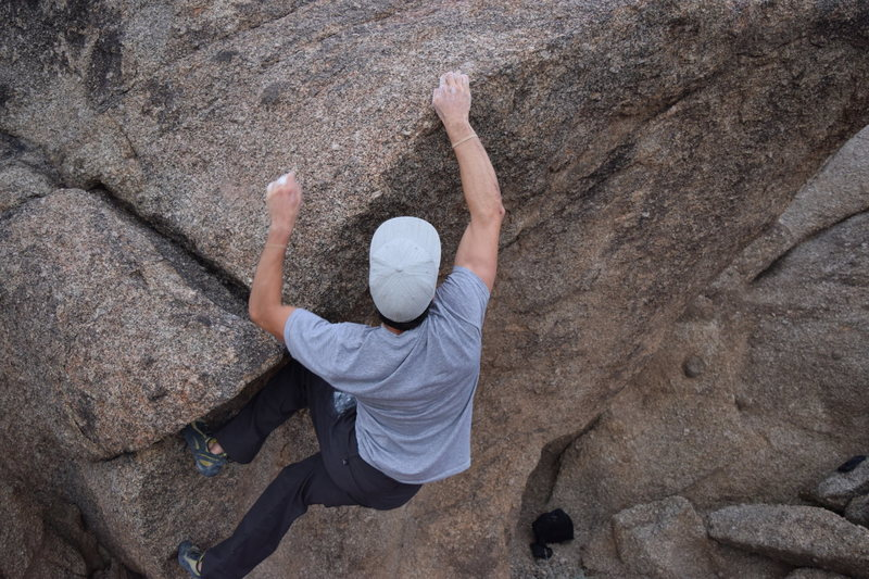Rock Climbing Photo: Ryan Salazar