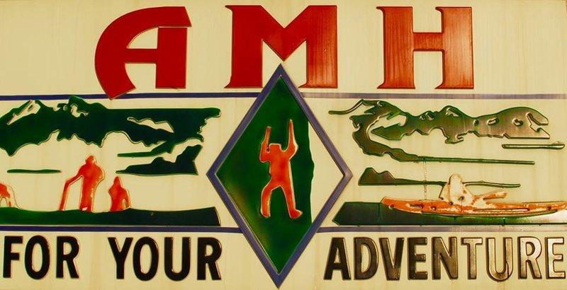 Rock Climbing Photo: AMH (Alaska Mountaineering and Hiking) is once aga...