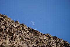 Rock Climbing Photo: Day one
