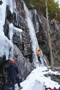 Rock Climbing Photo: Laceration