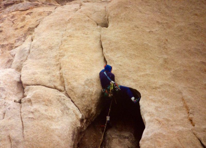Rock Climbing Photo: OH Bypass