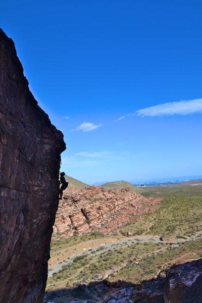 Rock Climbing Photo: hm