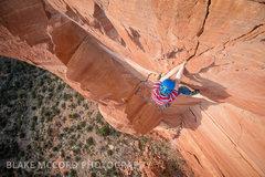 Rock Climbing Photo: Cuz Zach sending