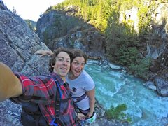 Rock Climbing Photo: Squamish, BC