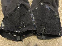 HH pants damage