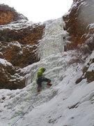 Rock Climbing Photo: Cobble Crunch