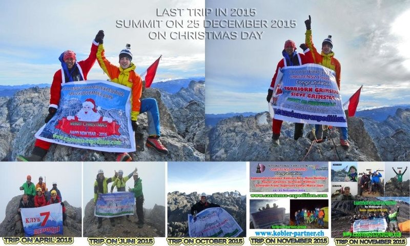Our trip 100% success throughout 2015<br> within a year there is 6 trip