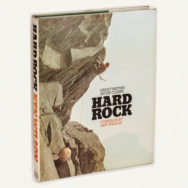 Front cover of Hard Rock.