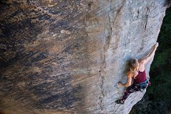 Rock Climbing Photo: Immaculate Deception--Red River Gorge. Photo cred:...