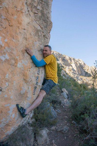 Rock Climbing Photo: Olta,Spain