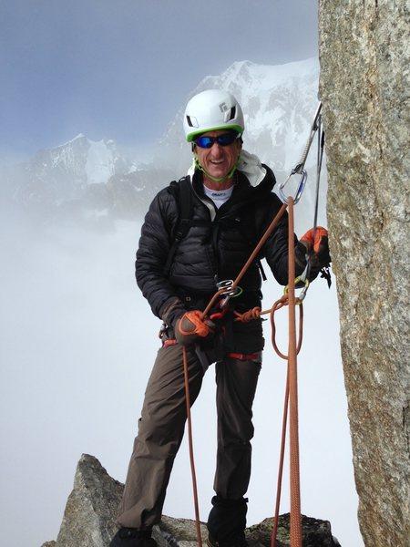 Rock Climbing Photo: Mt. Blanc Massif