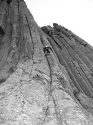 Rock Climbing Photo: Durrance