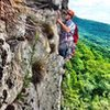 Second Pitch of Minty (Byron Igoe took the pic - thanks man!)