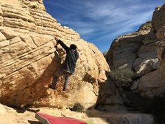 Rock Climbing Photo: It's a shorty.