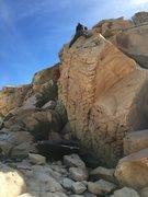 Rock Climbing Photo: Jonah