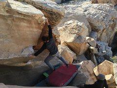 Rock Climbing Photo: Cory Taylor.