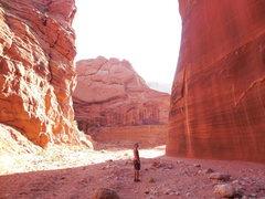 Rock Climbing Photo: Around every turn is something amazing in Buckskin...