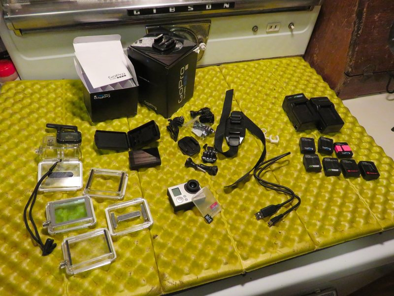 Rock Climbing Photo: GoPro and accessories Photo 1 of 7