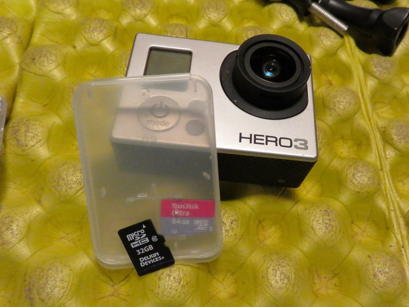 Rock Climbing Photo: GoPro and accessories Photo 3 of 7