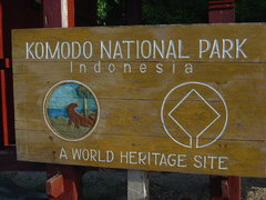 Rock Climbing Photo: Komodo Island.