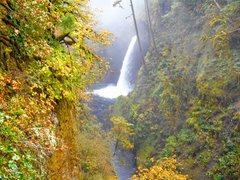 Rock Climbing Photo: Metlako Falls on the Eagle Creek trail.