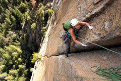 Rock Climbing Photo: burly