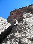 Rock Climbing Photo: FA Hatchling