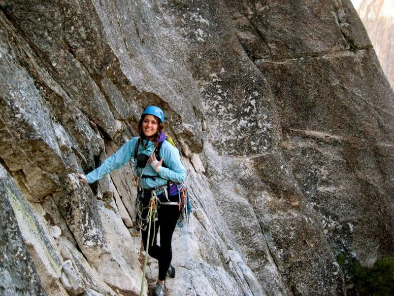 Rock Climbing Photo: Middle Cathedral @yosemite