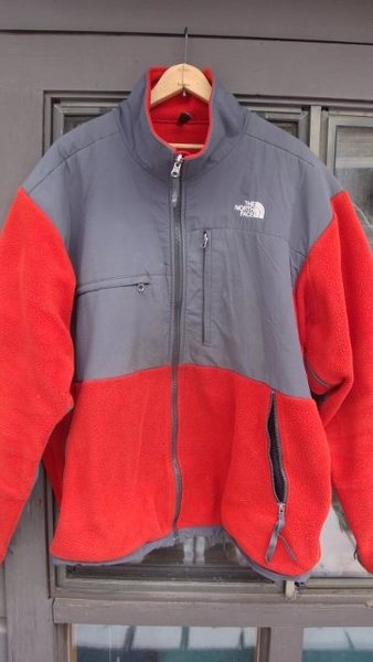 Rock Climbing Photo: TNF Denali Jacket, XL