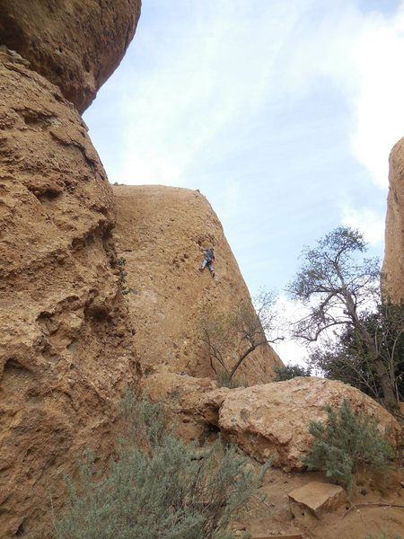 Rock Climbing Photo: Unknown 5.11