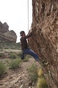 Rock Climbing Photo: Crumble City