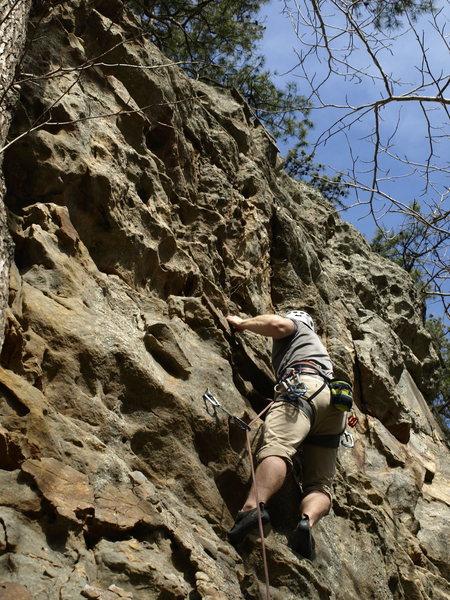 Rock Climbing Photo: Matthew McGreevy