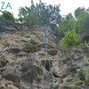 Rope at the anchors of 'Za Za'