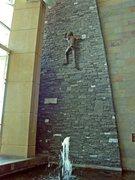 Rock Climbing Photo: Calgary airport