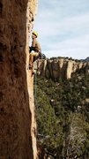 Rock Climbing Photo: The List.
