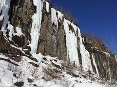 Rock Climbing Photo: Casket