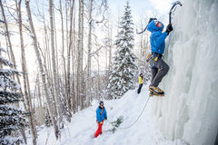 Rock Climbing Photo: Aspen