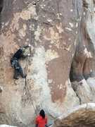 Rock Climbing Photo: Why Does It Hurt When I Pee.