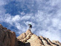 Rock Climbing Photo: Green Valley Lake, 2015