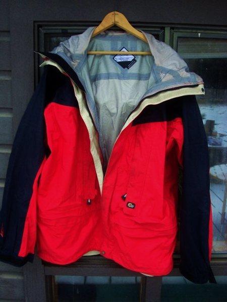 Lowe alpine Flash Jacket