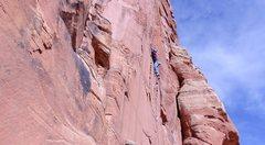 Rock Climbing Photo: Black Cobra.