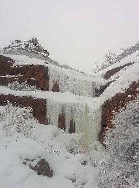 Tombstone Falls P1