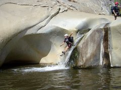 Rock Climbing Photo: Seven Teacups, Dry Meadow Creek.