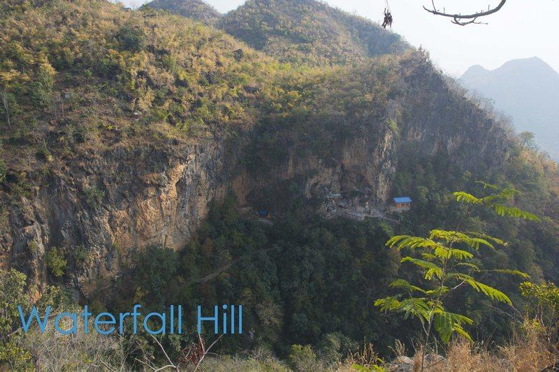 Waterfall Hill