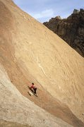 "Rock Climbing Photo: One man and his dog ... Photo Steve ""Crusher&..."