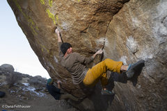 Rock Climbing Photo: Sessioning Go Granny Ho  photo by danafelthauser.c...