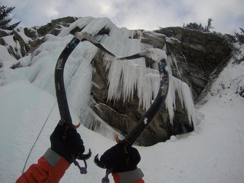 Rock Climbing Photo: Canmore, AB, Canada.